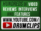 Visit the mikedolbear.com drumclips video channel
